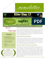Ecobiz Newsletter II Issue