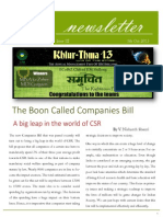 Ecobiz Newsletter III Issue
