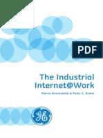 GE IndustrialInternetatWork