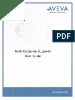 Multi-Discipline Supports User Guide