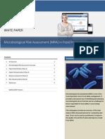 Whitepaper - Microbiological Risk Assessment