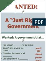 just right govt 0