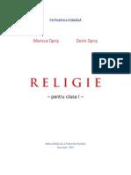 Religie - Pentru Clasa I_2013