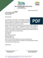 OFÍCIO AO PRESIDENTE DA CERB (1)