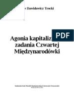 Trocki Lew Dawidowicz - Agonia Kapitalizmu