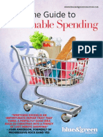 The Guide to Sustainable Spending 2013