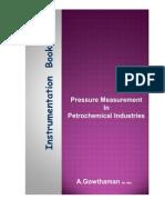 Pressure Measurement in Petrochemical Industries