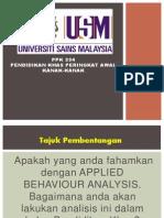 ABA-Applied Behavior Analysis