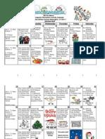 Bel-Air December 2013 Calendar