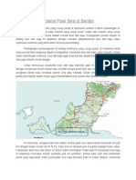Potensi Pasir Besi Di Banten