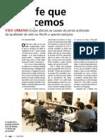 Revista Algomais - Série - O Recife que precisamos