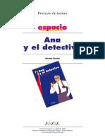 Ana y El Detective
