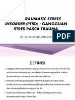 Post Traumatik Stress Disorder (Ptsd) - Copy
