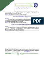 Artigo Neuroquímico sobre ayahuasca