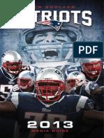 Patriots Week 10 FULL MG