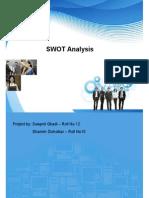 Project SWOT