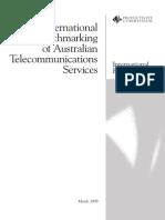 AU Telecom Benchmarks