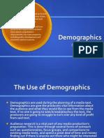DOA Demographics