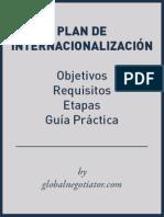 EJEMPLO PLAN DE INTERNACIONALIZACIÓN