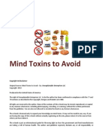 Mind Toxins