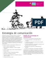 ILC. Estrategia de Comunicacion