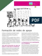 ILC. Formacion de Redes de Apoyo