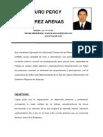 Cv Arturo Percy Ramirez Arenas No Doc.