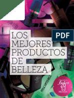 Catalogo Premios de la Belleza Fedco 2013