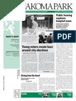 Takoma Park Newsletter - December 2013