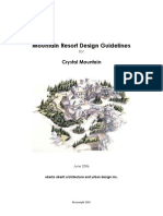 Crystal Mountain Resort Design Guidelines-June2006