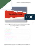 131201 Agenda Nacional