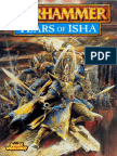 Warhammer - 5th Edition - Campaign - Tears of Isha