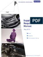Faurecia Supplier Requirements Manual