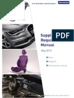 Faurecia Supplier Requirements Manual