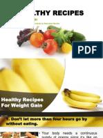 healthy recipes 2