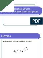 Ejercicios de Repaso-Señales periódicas y Exponenciales complejas