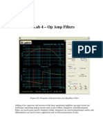 Filters with LabView