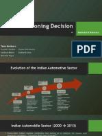 Brand Positioning Decision- M&M- Urvashi and Team (1)