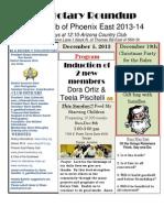 Bulletin 12.5.2013