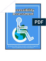 accessibility assessment