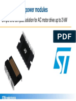 IGBT Intelligent Power Modules for AC Motor Drive Up to 2kW-Igbt_ipm_marketing_pres