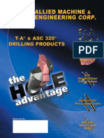 Allied Machine & Engineering T-A Drilling System Catalog