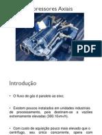 Compressores Axiais