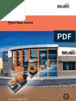 Catálogo Belimo - Válvulas e Atuadores