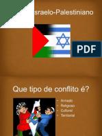 Conflito Israelo-Palestiniano