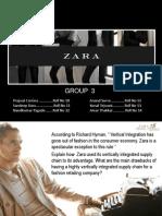 Group 3 Zara