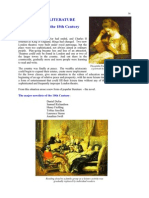 5. 18th Century Novels