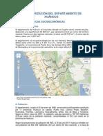 Huanuco-Caracterizacion