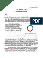 IFRS vs GAAP Paper