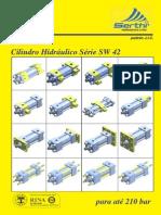Cilindro Hidráulico SW42 (SH 002)